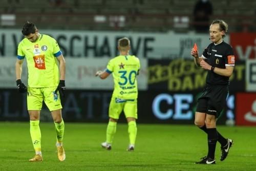 Яремчук став найгіршим гравцем матчу Кортрейк – Гент за версією WhoScored