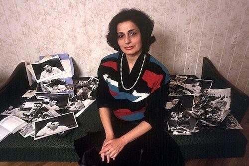 Ушла из жизни Клара Каспарова