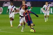 Барселона не смогла дома обыграть Эйбар