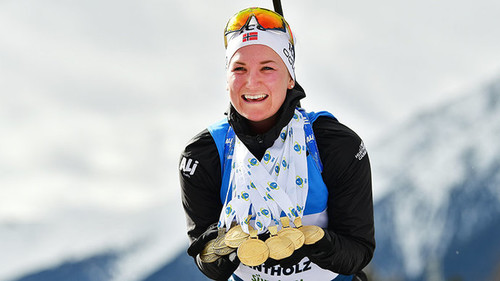 Ройселанд – лучшая спортсменка 2020 года по версии L'Equipe
