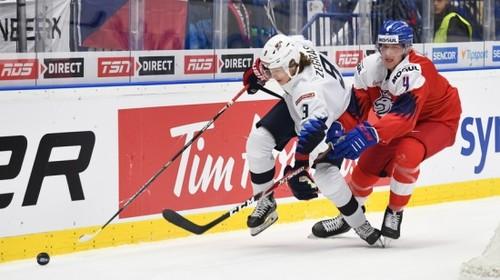 Молодежный ЧМ по хоккею. США неожиданно легко разгромили Чехию