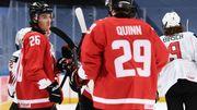Молодежный ЧМ по хоккею. Канада забросила 10 шайб, победа России