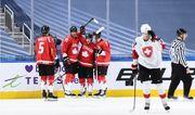 Молодежный ЧМ по хоккею. Обзор матчей Канада - Швейцария и Россия - Австрия