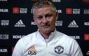 Оле Гуннар СУЛЬШЕР: «Манчестер Юнайтед готов подниматься в таблице»
