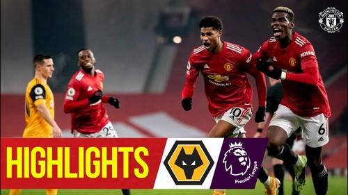 Манчестер Юнайтед – Вулверхэмптон – 1:0. Видео гола и обзор матча