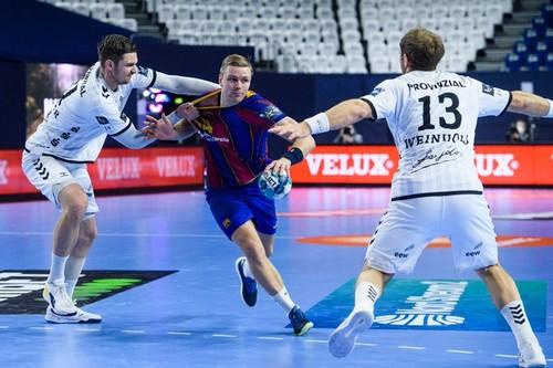 Киль обыграл Барселону в финале Лиги чемпионов