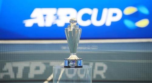 Стал известен состав участников ATP Cup