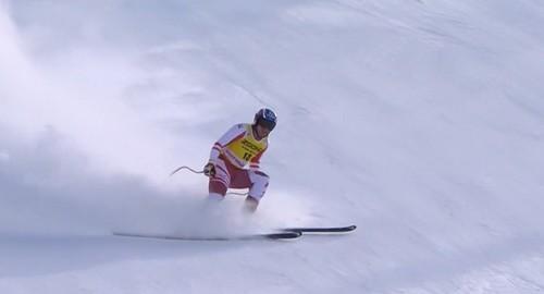Горные лыжи. Маттиас Майер выиграл скоростной спуск в Бормио