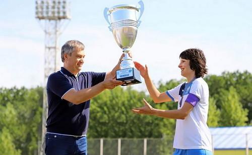КОСТЮЧЕНКО: «Жіночий футбол в Україні розвивається навіть при обмеженнях»