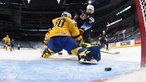 Молодежный ЧМ по хоккею. Канада бьет Финляндию, США разгромили Швецию