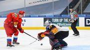 Молодіжний ЧС з хокею. Росія обіграла Німеччину і вийшла в півфінал