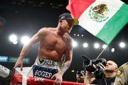 Альварес отказался от титула WBA в среднем весе