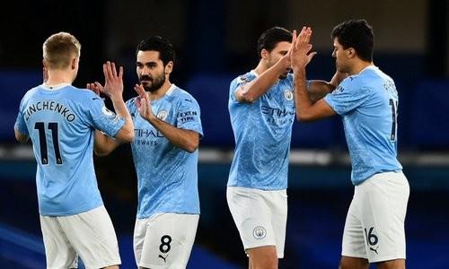 Челси – Манчестер Сити – 1:3. Текстовая трансляция матча