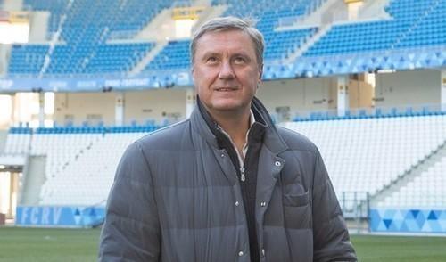 Александр ХАЦКЕВИЧ: «Динамо на правильном пути»