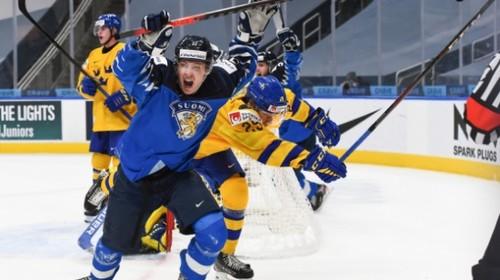Молодежный ЧМ по хоккею. Видео побед Канады, США, России и Финляндии