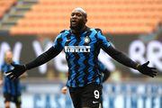 Лукаку побил рекорд Роналдо по голам за Интер