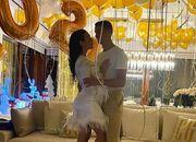 ФОТО. Невеста Роналду на пляже в Дубае