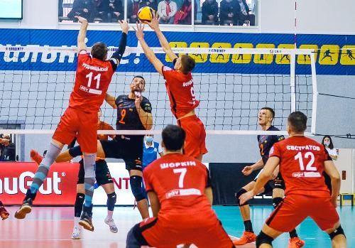 Матчи мужской волейбольной Суперлиги возобновятся в Житомире