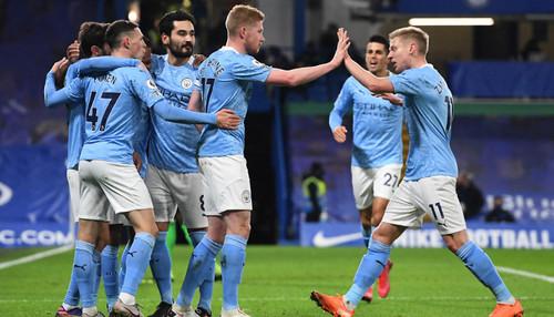 Челси – Манчестер Сити – 1:3. Видео голов и обзор матча