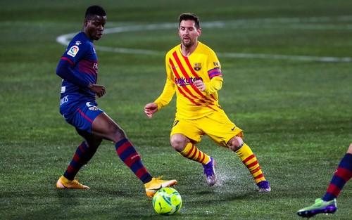 Уэска – Барселона – 0:1. Видео гола и обзор матча