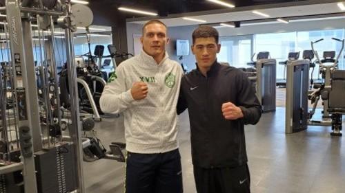 Чемпион мира из России включил Усика в тройку лучших боксеров