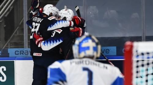 Молодежный ЧМ по хоккею. США в ярком матче обыграли финнов и вышли в финал