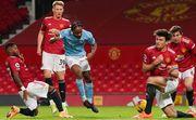 Манчестер Юнайтед – Манчестер Сити – 0:2. Текстовая трансляция матча