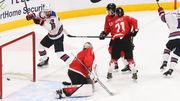 Молодежный ЧМ по хоккею. США снова обыграли Канаду и взяли золото