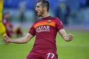 Мхітарян очолив список найкращих асистентів у поточному сезоні Серії А