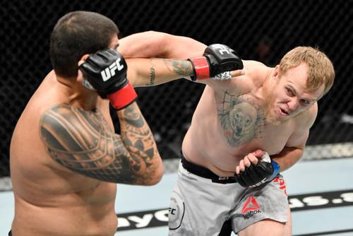 Сергей Спивак следующий бой в UFC проведет 20 февраля