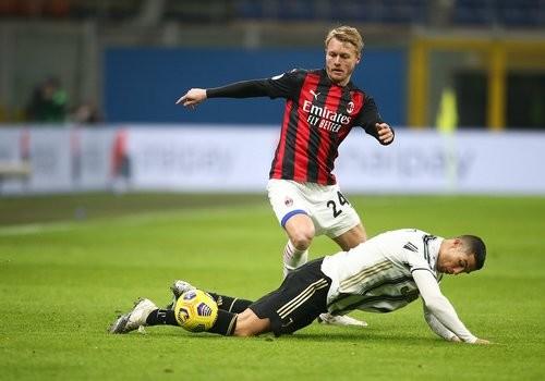 Милан – Ювентус – 1:3. Текстовая трансляция матча