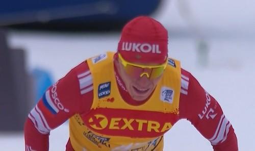Тур де Ски. Очередная победа Большунова