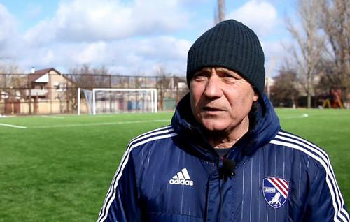 Контракт на руках. Главный тренер Таврии узнал о своей отставке из СМИ