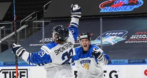 Молодежный ЧМ по хоккею. Финляндия обыграла Россию в матче за бронзу