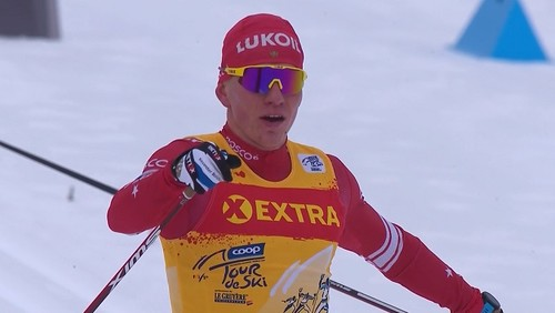 Тур де Ски. Большунов снова побеждает
