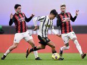 Милан — Ювентус — 1:3. Видео голов и обзор матча