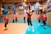 Лидер женской Суперлиги проводит учебно-тренировочный сбор в Болгарии