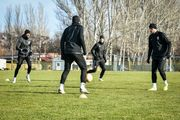 Заря проведет восемь контрольных матчей на сборе в Турции