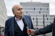 84-летний Йозеф Блаттер госпитализирован