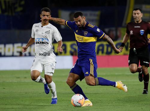 Бока Хуніорс і Сантос розійшлися миром у матчі Кубка Лібертадорес