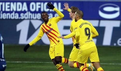 Атлетик –Барселона – 2:3. Видео голов и обзор матча