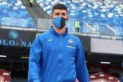 Малиновский – в запасе Аталанты на матч с Беневенто