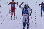 Тур де Ски. Шведский триумф в спринте в Валь ди Фьемме