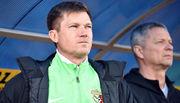 Юрій МАКСИМОВ: «Ворсклу залишать шість гравців»
