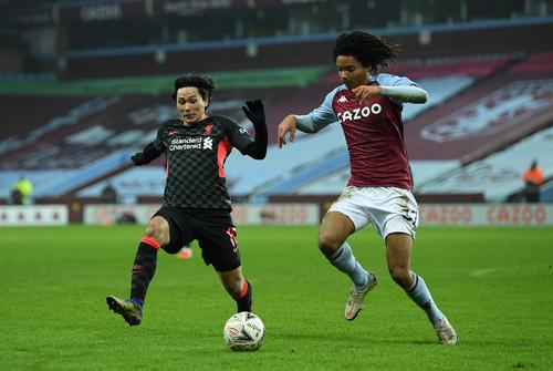 Ліверпуль впорався з молодіжним складом Астон Вілли в Кубку Англії