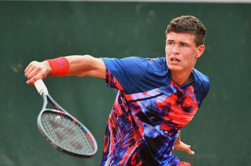 Ваншельбойм вышел в финал турнира ITF в Тунисе