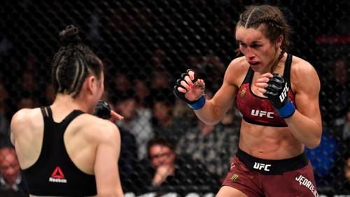 5 лучших боев UFC в 2020 году
