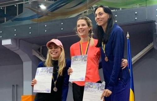 ВИДЕО. Магучих повторила рекорд Украины на соревнованиях в Киеве