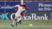 КАРИКАТУРА ДНЯ. Снегопад помешал Реалу выйти в лидеры Ла Лиги
