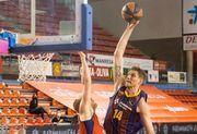 Пустовой вышел в старте Барселоны и провел уверенный матч в чемпионате